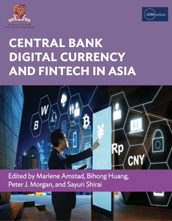 "Amstad, Marlene, et al. ""Central Bank Digital Currency and Fintech in Asia."" (2019)."